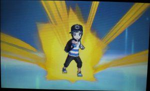 Zパワー炸裂!